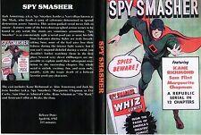 SPY SMASHER Cliffhanger Chapter Serial