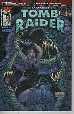 Lara Croft Tomb Raider #19  comic book movie