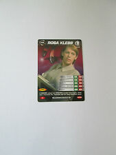 James Bond 007 Spy Common card 058 Rosa Klebb (Test series)