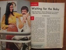 Feb-1971 Detroit TV Magazi(SONNY & CHER/LUCIE ARNAZ/MIKE LOOKINLAND/PEARL BAILEY