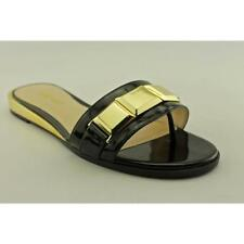 Sandalias y chanclas de mujer Nine West color principal negro talla 38