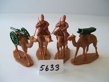 Armies In Plastic 5633 - Anglo-Egyptian Camel Corps - Egypt & Sudan - 1885 Khaki