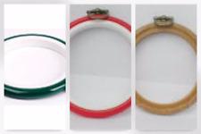 Hemline Round Flexi Hoop Frame (H9003-M)