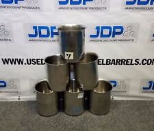 Stainless Steel Pot 6 quart Commercial Quality Heavy Duty