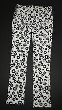 New Gymboree Leopard Print Skinny Pants Size 8 NWT City Kitty Line Jeggings Girl