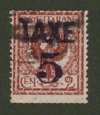TRENTINO ALTO ADIGE. Segnatasse provvisori. Anno 1918/19. Francobolli d'Italia.