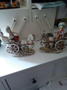 German porcelain figurines