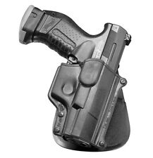 Bulldog Rapid Release Polymer Holster W//paddle Walther P99 Black Right Rrswmps for sale online