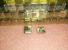 4x  CONNOR-WINFIELD S52-32.768MHZ , Clock Ocsillator 32.768MHZ T.H., SEE PICTURE