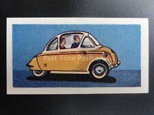 No.5 HEINKEL (KABINE) - Miniature Cars & Scooters by Ewbanks Ltd 1960