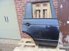 RANGE ROVER L322 DRIVERS SIDE REAR DOOR BARE ADRIATIC BLUE 731 02-06 #SS024