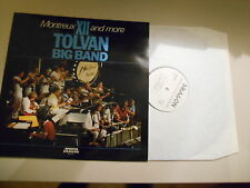 LP Jazz Tolvan Big Band - Montreux And More (5 Song) DRAGON SWEDEN
