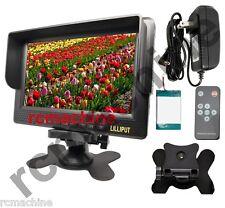 "Lilliput 7"" 668GL-70NP/H/Y HDMI on camera Monitor+Battery+sunshade"