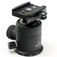 Markins Q-Ball Q20i Q i-Knob Quick Lever Release  Action Tripod Ball Head NEW