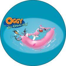 Oggy und die Kakerlaken Eßbar Tortenaufleger Party Deko Tortenbild Geburtstag