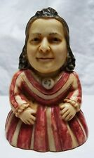 Mary Todd Lincoln Harmony Ball Historical Pot Belly