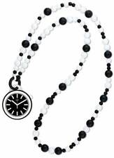 New Swatch PNB100N POP Pop Dancing Beads Black & White 45mm Watch