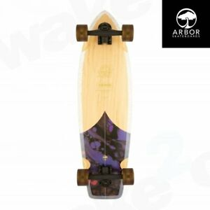 Arbor Groundswell Rally Performance Cruiser Longboard Complete 30.5 - Brand New