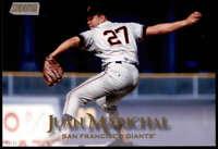 Juan Marichal 2019 Topps Stadium Club 5x7 Gold #225 /10 Giants