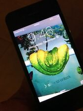 Apple iPhone 4 Black Verizon Works