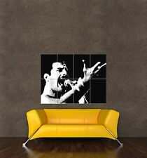 POSTER PRINT PHOTO MUSIC CONCERT ROCK STAR FREDDIE MERCURY QUEEN SINGER SEB416
