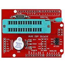 AVR ISP Shield Burning Bootloader Programmer for Arduino UNO R3 WT