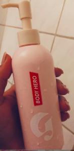 Glossier Body Hero Daily Oil Wash Bath Shower 250 ml Coconut Vegan New