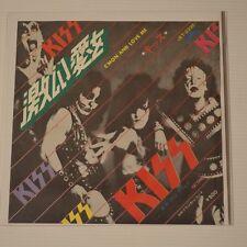 "KISS - C'MON AND LOVE ME - 1975 JAPAN 7"" SINGLE"