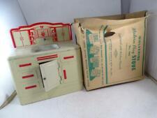 Vintage Wolverine Modern Play Stove No 189 Tin Dollhouse Miniature w/ Box Old