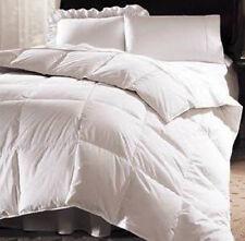 New Twin White Down Alternative Comforter Blanket