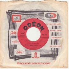 "The BEATLES  ""ODEON EMI FOS 103 BIEM"" Juke-Boxe. très rare"