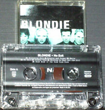 Good (G) Inlay Condition New Wave Music Cassettes