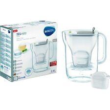 BRITA Style Luce Grigio Filtro acqua 1,4 L di capacità filtrato acqua