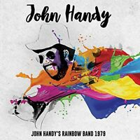 John Handy - John Handy's Rainbow Band 1979 (2018)  CD  NEW/SEALED  SPEEDYPOST