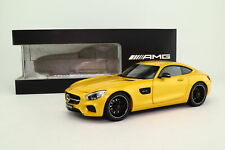 Norev 1:18 Scale; Mercedes-AMG GT S; Solarbeam; Excellent Boxed