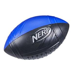 Nerf Pro Grip Classic Foam Football -- Easy to Catch and Throw -- Indoor