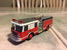 Ho Scale 1/87 Custom Fire Truck Engine