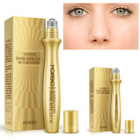 24K Golden Collagen Anti-Dark Circle Wrinkle Firming Essence Moisture Eye Cream