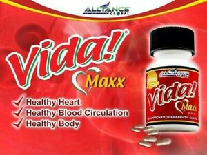Aim Global Vida Maxx Dietary Supplement for the Heart 30 caps