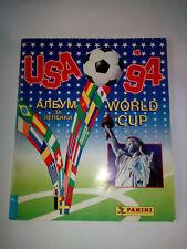 Panini World Cup USA 1994 Original Incomplete Album Bulgarian Edition