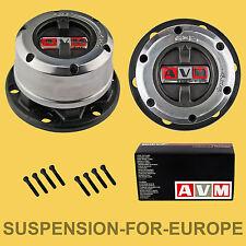 AVM Kit Mozzi Ruota Libera manuali per Suzuki SJ410 e SJ413 e LJ80