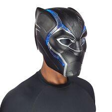 Black Panther Electronic Helmet Marvel Adult Mask Costume Cosplay Infinity War