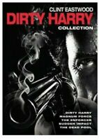 Clint Eastwood Dirty Harry Collection DVD Box Set 5-in-1