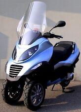 Windschutzscheibe Piaggio MP3 125-250-300-400 bis Bj 2011 Windschild Fabbri Hoch