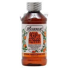 Agua De Azahar Orange Flower-Blossom Water 4oz w/FREE Nail File