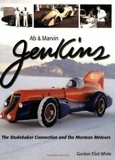 Book: Ab & Marvin Jenkins Mormon Meteor by Gordon E White - Auburn Duesenberg