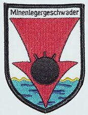 Marine Aufnäher Patch Abzeichen Minenlegergeschwader ..........A5181