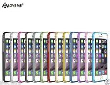 LOVE MEI Plain Metal Mobile Phone Cases and Covers