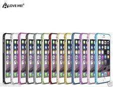 Étuis, housses et coques LOVE MEI en métal pour téléphone mobile et assistant personnel (PDA) Apple