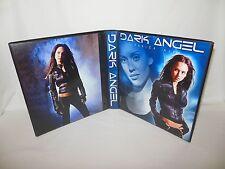 Custom Made Dark Angel Jessica Alba Trading Card Album Binder Graphics Only
